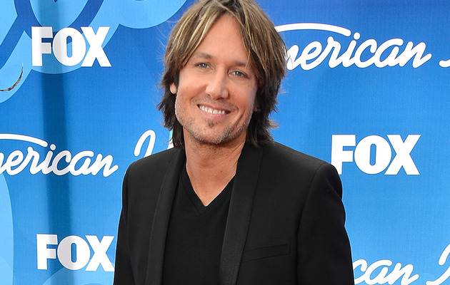 "Keith Urban Returning As ""American Idol"" Judge"