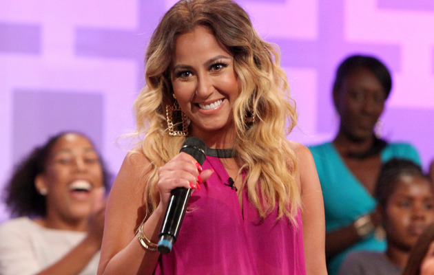 Adrienne Bailon Goes Makeup-Free, Gets Facial for Her Lady Bits