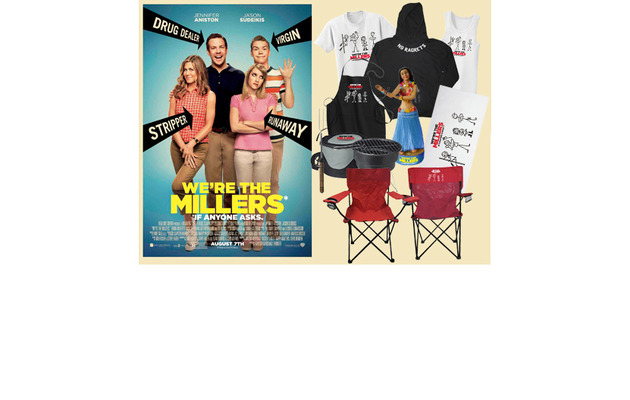 "You Can Win A ""We're The Millers"" Prize Pack!"
