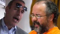 Matt Lauer -- Ariel Castro Interview SHUT DOWN
