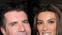 Simon Cowell's Ex-Fiancee -- I'm HAPPY For Him ... No Really