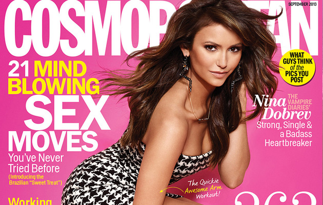 "Nina Dobrev: ""I'm Not a One-Night Stand Kind of Girl"""
