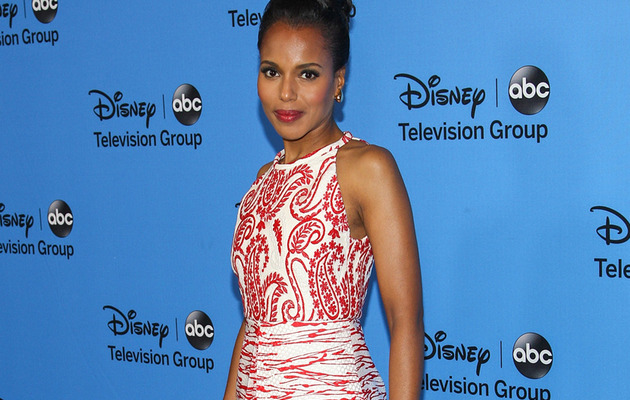 First Look: See Kerry Washington's Wedding Ring!