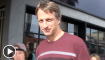 Tony Hawk -- My Son's Skateboarding is Smithsonian-Sick