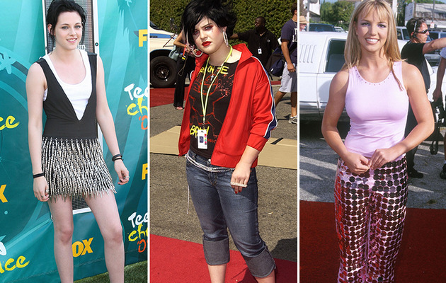 The Worst Dressed Stars of Teen Choice Awards' Past!