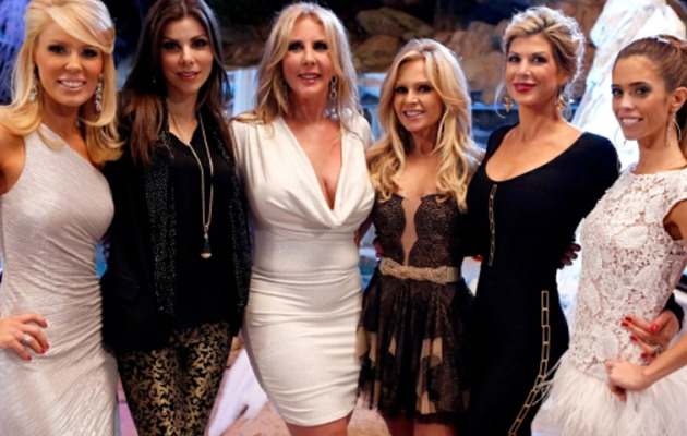 "Video: Fights Break Out All Over ""Real Housewives of O.C."" Finale"