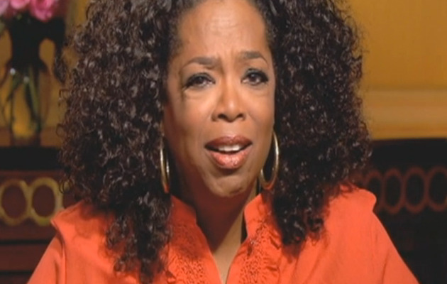 See Oprah Winfrey's Reaction to Paula Deen's N-Word Controversy