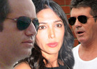 Simon Cowell -- Scorned Hubby Says Duh, the Warning Signs Were There!