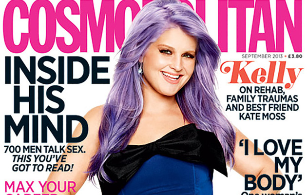 "Kelly Osbourne on Addiction: ""I've Been to Rehab Seven Times""!"