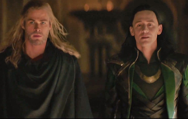 "Thor Needs Loki's Help In New ""Thor: The Dark World"" Trailer"