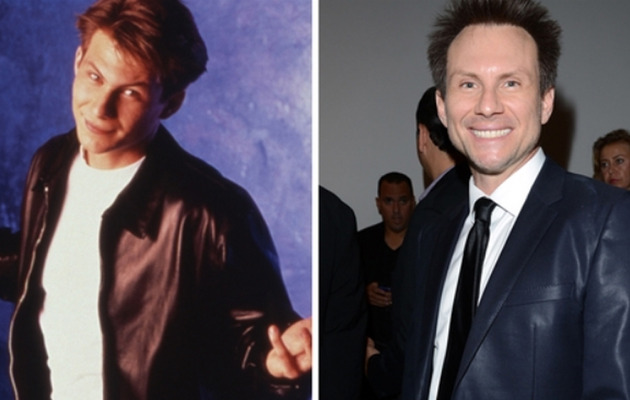 Christian Slater Turns 44 -- See More Men of the '90s!