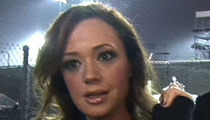 Leah Remini -- Files Missing Persons Report Over Scientology Leader's Wife [Update]