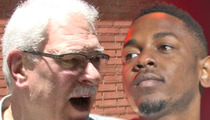 Phil Jackson Fires Back At Kendrick Lamar ... You Need a Mentor
