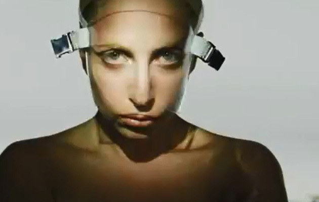 Lady Gaga Slams Critics in Creepy New Promo!