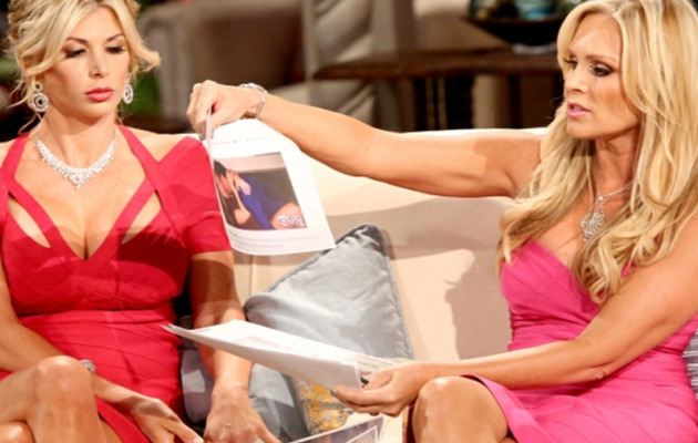 """Real Housewives of Orange County"" Reunion Highlights!"