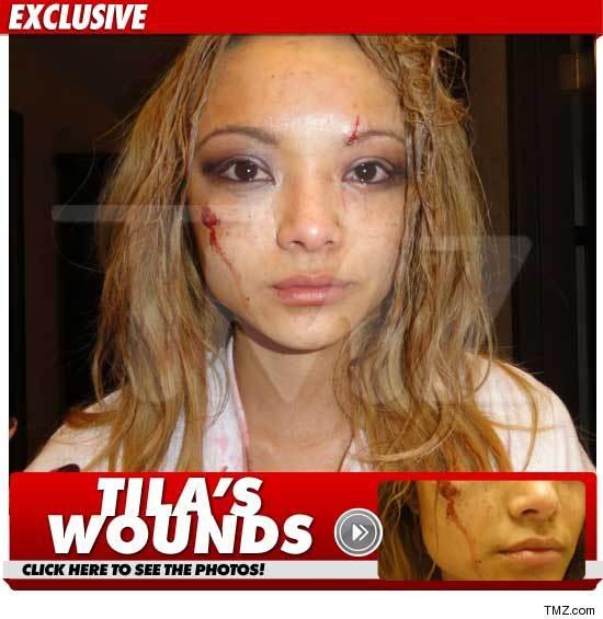 Tila Tequila Daughter