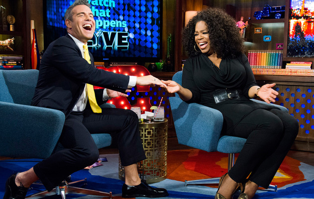 Oprah Winfrey Talks Pot, Whitney and Tig Ol' Bitties!