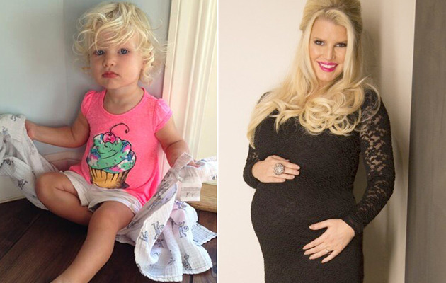 Jessica Simpson Shares Cute Pic of Maxwell