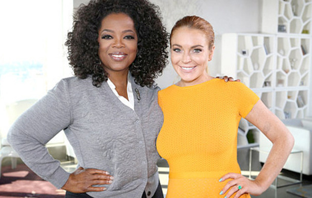5 Biggest Takeaways from Lindsay Lohan's Oprah Interview