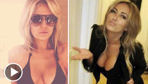 Paulina Gretzky -- Take a Walk Down Mammary Lane ... Before She Got Engaged