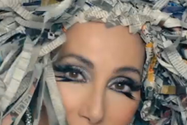 Cher Releases First Music Video In 12 Years -- And It's Ridic!