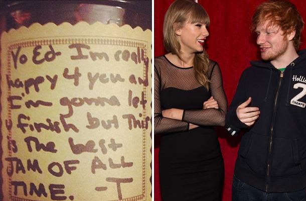 Taylor Swift Rehashes Kanye West Incident!