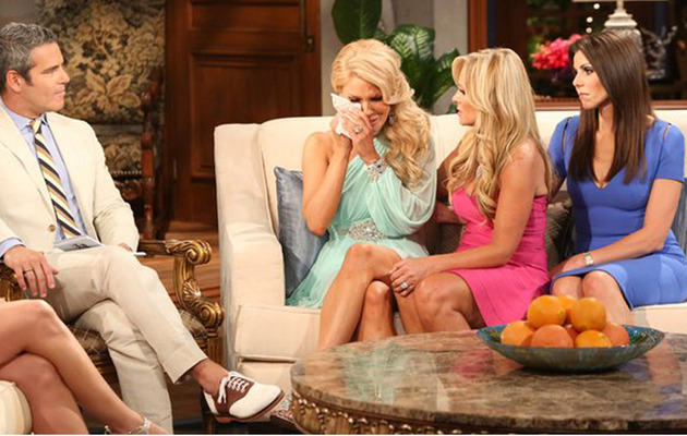 "Gretchen Rossi, Tamra Barney Break Down on ""Housewives"" Reunion!"
