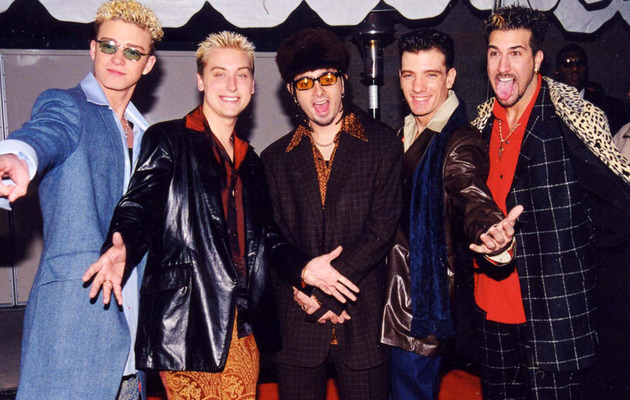 Lance Bass Addresses *NSYNC Reunion Rumors