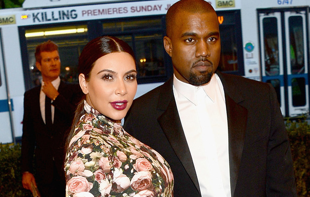 "Kanye West Calls Kim Kardashian & Baby North His ""Joy"" on ""Kris"""