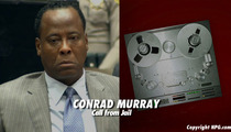 Conrad Murray:  Michael Jackson Hired Me and Hated AEG