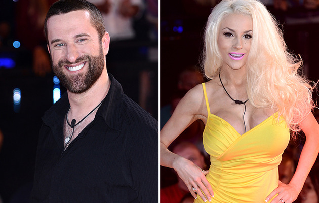 "Courtney Stodden Booed for UK ""Big Brother"" -- And Screech Looks Good?"