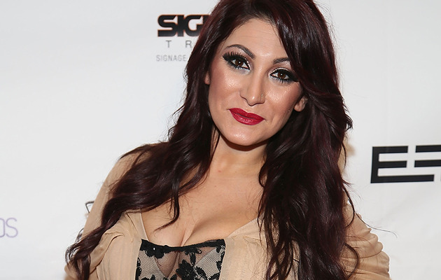 """Jersey Shore"" Star Deena Cortese Launching Singing Career!"