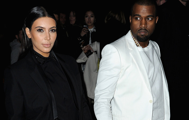 North West Revealed -- See First Photo of Kim & Kanye's Baby!
