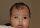 North West Photo -- Kim Kardashian & Kanye West's Baby REVEALED!!!