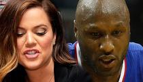 Khloe Kardashian & Lamar Odom's Secret Meeting -- She's Trying to Save Him