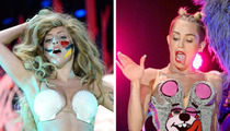 Lady Gaga vs. Miley Cyrus -- Who'd You Rather?
