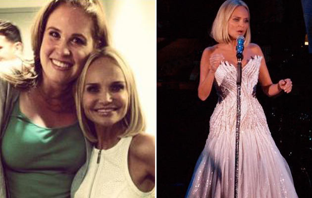 Video: Fan's Shockingly Good Duet with Kristin Chenoweth!