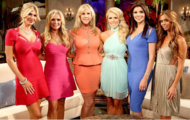 """Real Housewives of O.C."" Reunion: All About Gretchen Rossi's Dress!"