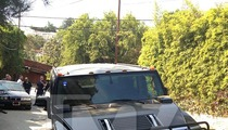 Wes Scantlin -- Hummer Loses Wheel in Bizarre Hit-and-Run