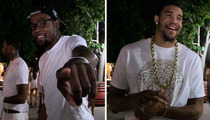 Kevin Durant -- Gimme Good Vibrations on TMZ Sports