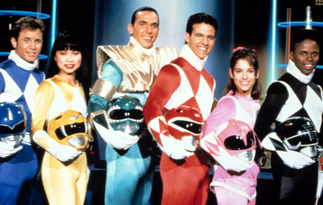 """Mighty Morphin Power Rangers"" Movie Coming -- See Original Cast Now!"