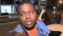 Sean Kingston -- KIDDING!  I Wasn't Drunk