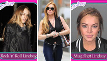 Lindsay Lohan -- Trading Her Best & Worst Years