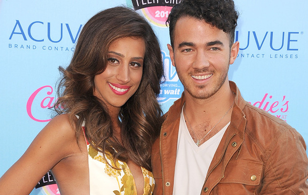 Kevin Jonas and Wife Danielle Welcome Baby Girl