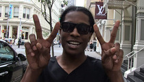 A$AP Rocky -- 'I'M HIGH AS F**K RIGHT NOW'