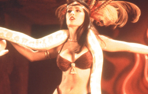Salma Hayek Turns 47 -- See More Strippers on the Silver Screen!