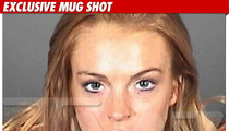 Lindsay Lohan's Mug Shot
