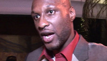 Lamar Odom -- Flying to New York For Basketball Meetings