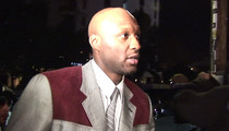 Lamar Odom -- Checks In to Rehab ... According to Report