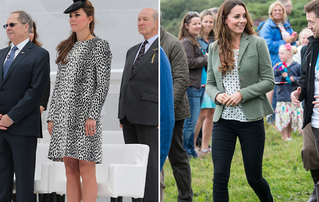 Kate Middleton Makes First Official Public Appearance Since Giving Birth!